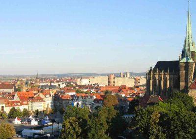 Radisson Blu Erfurt Aussicht