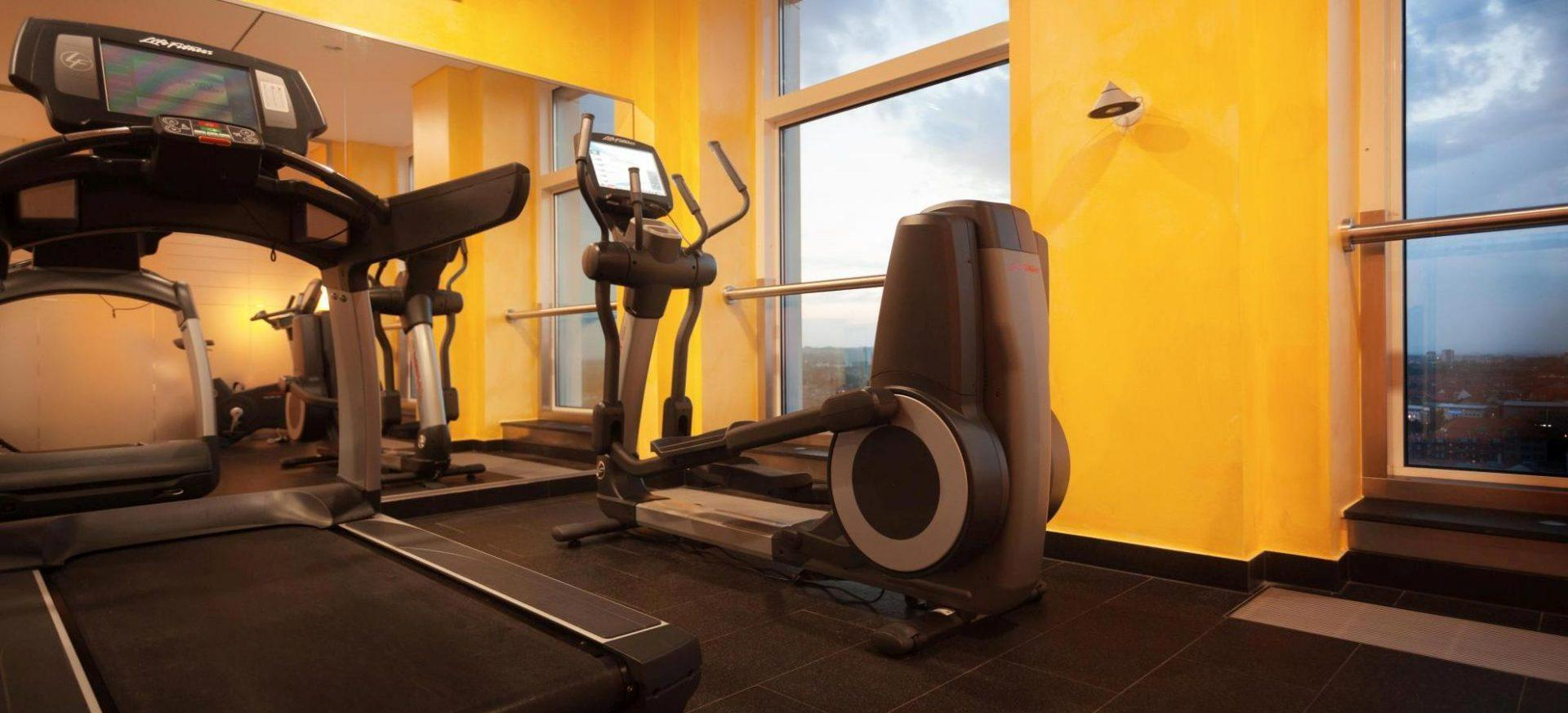 Radisson Blu Hotel Erfurt Fitness