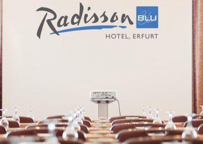 Radisson Blu Hotel Erfurt Konferenzraum / Conference room