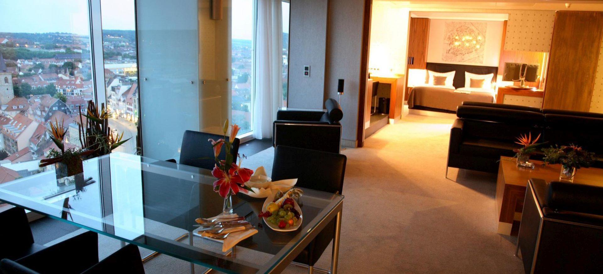Radisson Blu Hotel Erfurt Präsidenten Suite / Presidential Suite