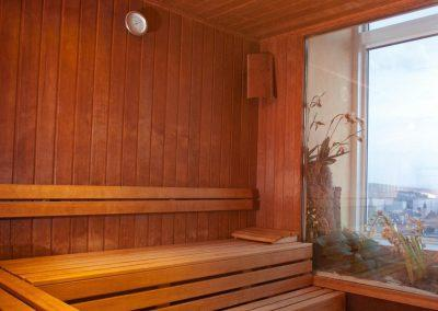 Radisson Blu Hotel Erfurt Sauna