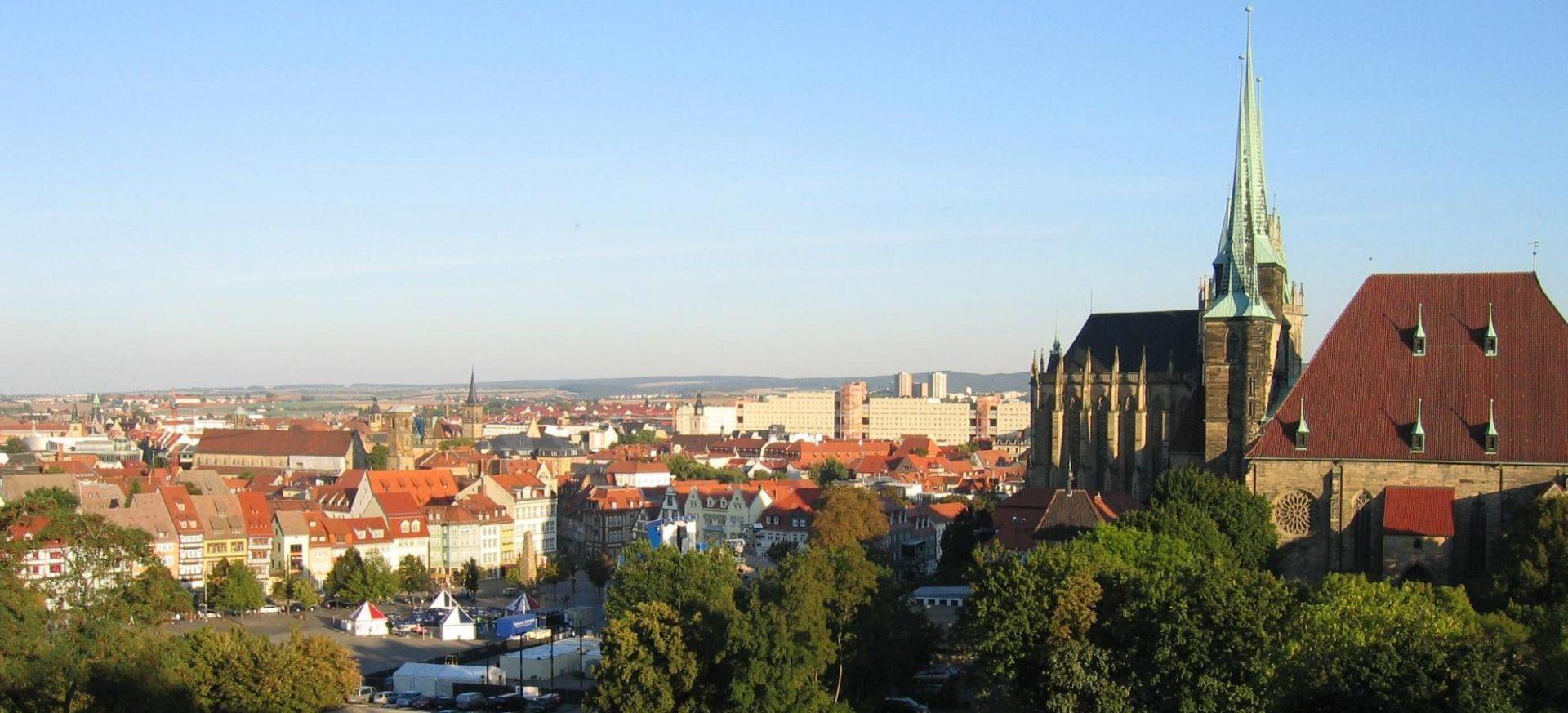 Radisson Blu Hotel Erfurt Umgebung / Surroundings