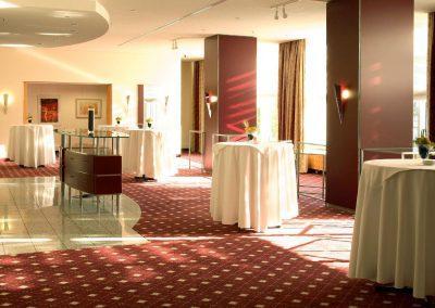 Radisson Blu Hotel Erfurt Tagungsfoyer / Meeting lobby