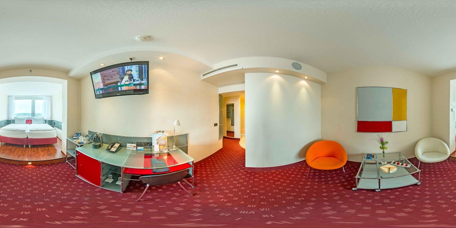Business class zimmer radisson blu hotel erfurt for Design hotel erfurt