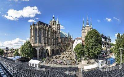 Die Domstufenfestspiele Erfurt