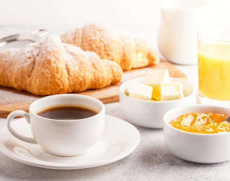 Frühstück im Radisson Blu Erfurt