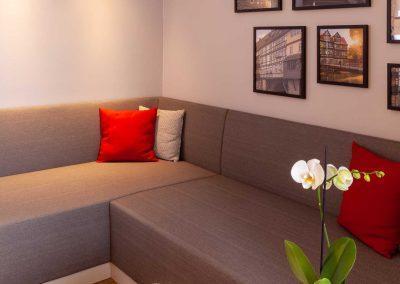 Radisson Blu Hotel Erfurt Premiumkategorie Wohnbereich