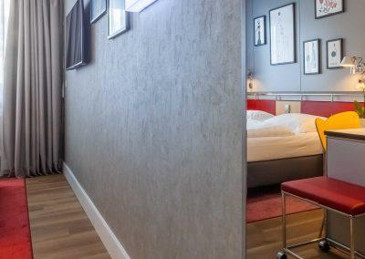 Radisson Blu Hotel Erfurt Standardzimmer Detail