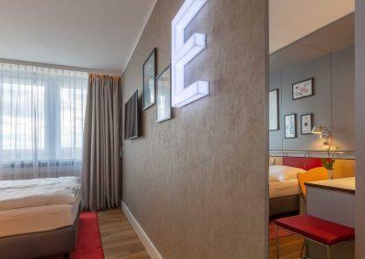 Radisson Blu Hotel Erfurt Standardzimmer Detail QuerformatRadisson Blu Hotel Erfurt Standardzimmer Detail Querformat